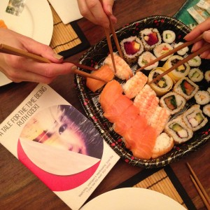 Brightonessa - Sushi for Dinner